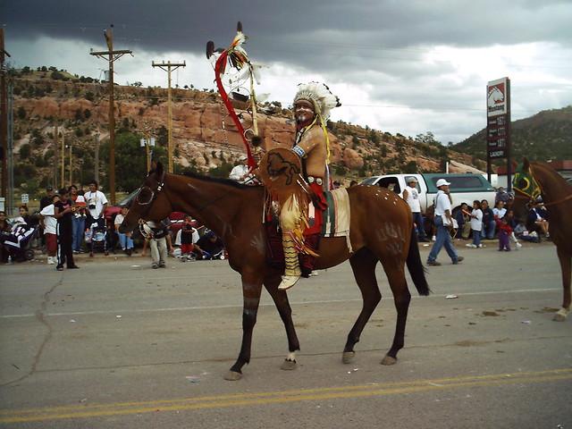 Arizona, Pueblo Navajo