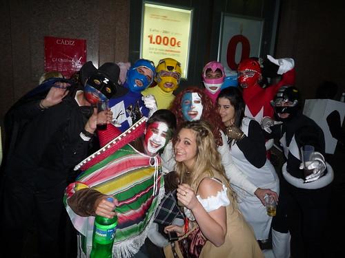 la ONU con los Power Rangers
