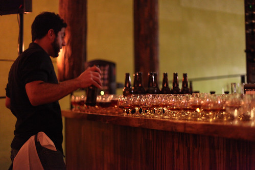 Birch & Barley/ChurchKey beer and whisky tasting