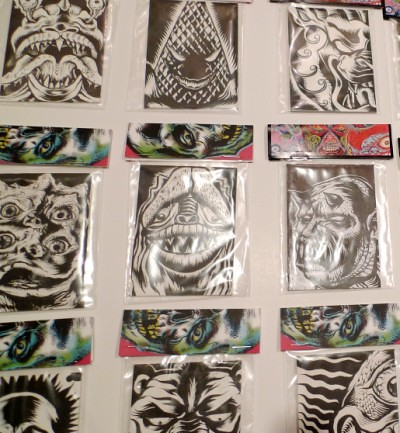 Lamour Supreme B&W Cards