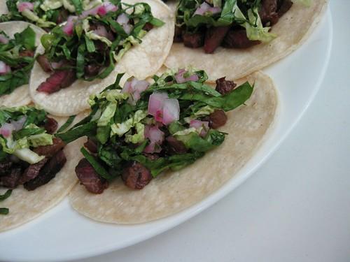 Kalbi Tacos