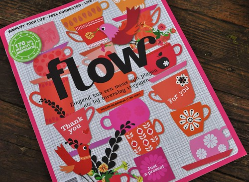 New Flow magazine