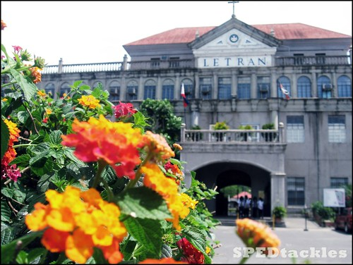 Letran in Bloom