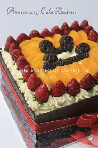 Anniversary Cake Beatrice