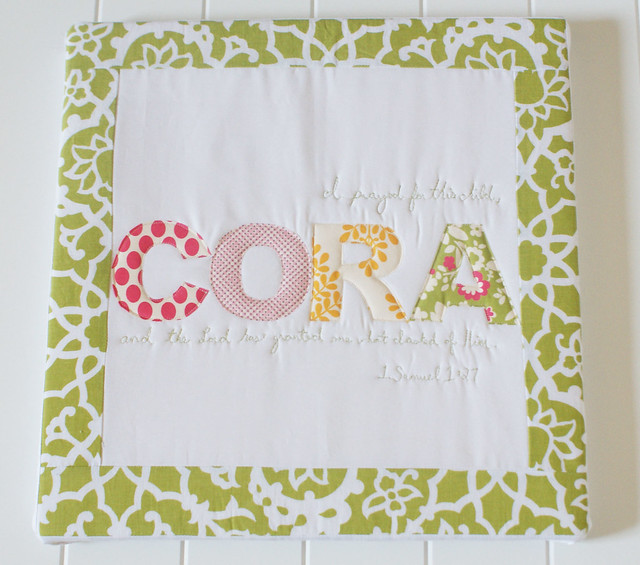 Wall Art for Cora