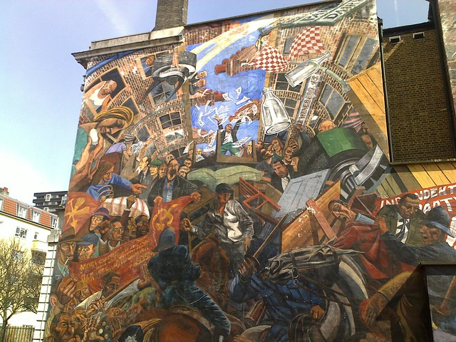 The Battle of Cable Street