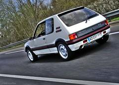 Peugeot 205 GTI 1,9L (rokusho09) Tags: ford 5 citroen renault 106 turbo subaru gt gti impreza lancer mitsubishi peugeot escort evo touge drift 205 saxo cosworth d1gp fatlace hellaflush speedhunters
