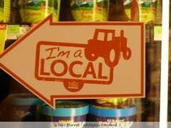 "I'm A Local In Whole Foods • <a style=""font-size:0.8em;"" href=""http://www.flickr.com/photos/52093939@N07/5578370954/"" target=""_blank"">View on Flickr</a>"