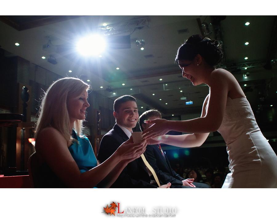 (台中婚禮紀錄)Preston+Penny文定婚禮攝影