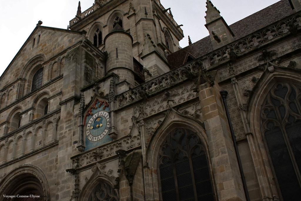 Horloge de l'église