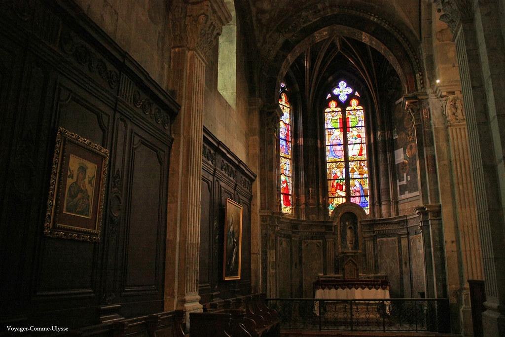 Très belle chapelle