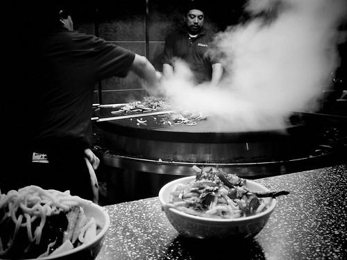 Khan's Mongolian BBQ