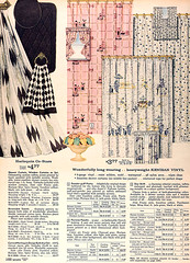 Sears 1960 Fall Catalog (peppermint kiss kiss) Tags: bathroom sears textiles 1960 searscatalog