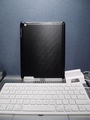 TUNEWEAR Carbon Look for iPad2