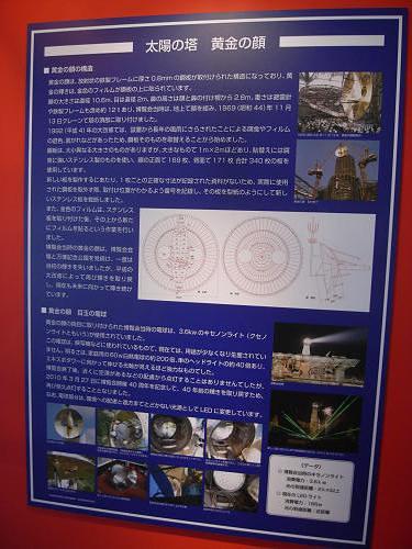 太陽の塔黄金の顔展@EXPO'70パビリオン-15