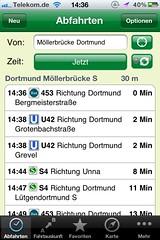 VRR Companion: Möllerbrücke Dortmund