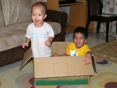 Boys in the box