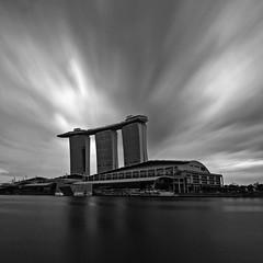 mbs^ ('zuL') Tags: longexposure blackandwhite rain marina singapore tokina mbs uwa 1116mm