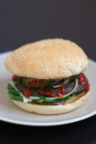Burger by Sianturi