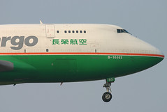 Eva Air Cargo - B-16463 nose (Andrew_Simpson) Tags: china eva heathrow taiwan cargo landing boeing freight 747 jumbojet jumbo lhr heathrowairport freighter 747400 evaair londonheathrow egll 747f b16463 747400f londonheathrowairport evaaircargo