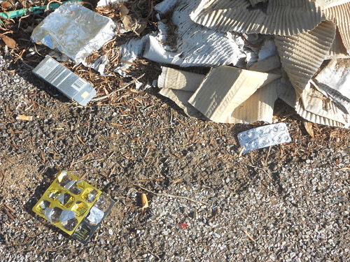 Discarded Medication
