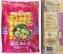 Wan-tan van Lee's Food Products