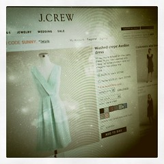 Dreaming of a J.Crew dress