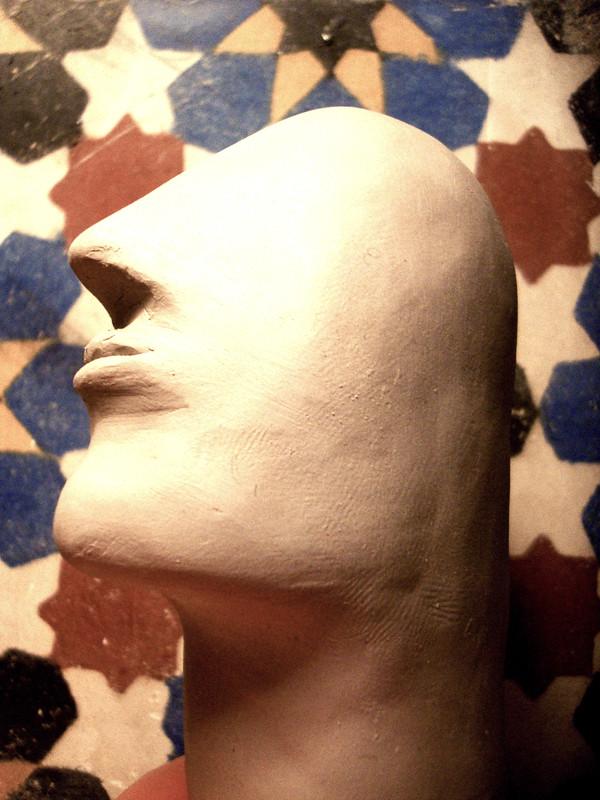 PROFILE. Uncooked white earth. 2011