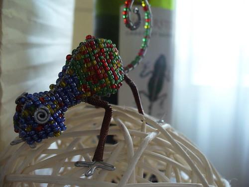 wire  chameleon
