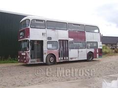 037 Wheels (Calum Melrose) Tags: buses al edinburgh restoration gsc alexander lrt lrc lothian leyland atlantean 659x