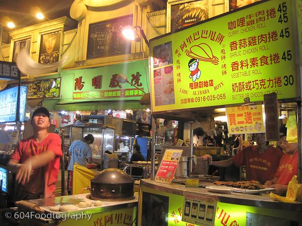 士林夜市 (Shilin Night Market)-25