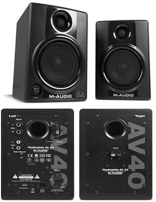 buy cheap M-Audio Studiophile AV 40 best price!!!Best Price on M-Audio Studiophile AV 40 Powered Speakers..Ship Free!!!