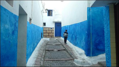 Rabat - La Kasba degli Oudaïa 2 by ninin 50 - Ai Monti