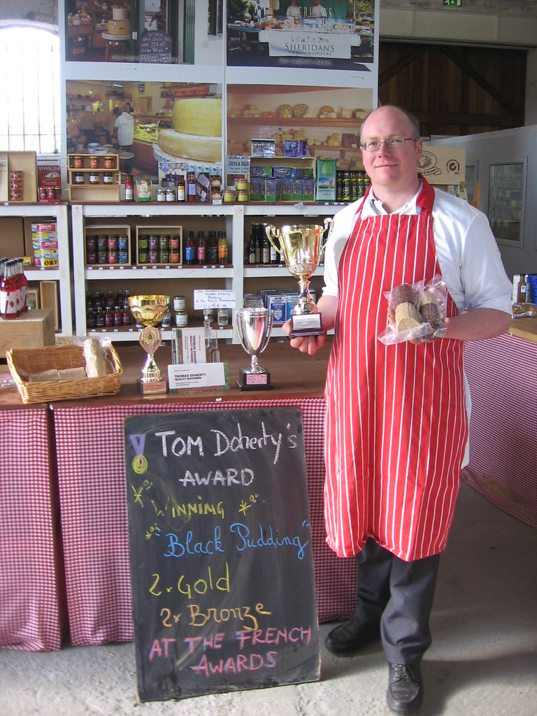 Award Winning Tom Doherty