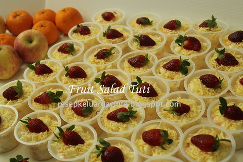 Fruit Salad Tuti
