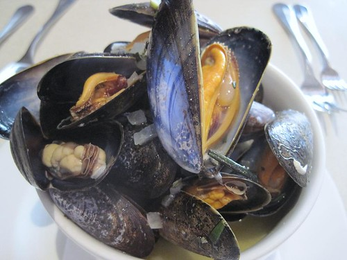 Gandolfi Fish - Mussels in Cider