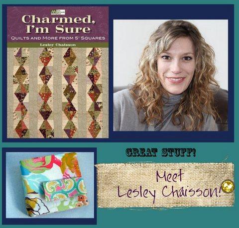 Pat Sloans Radio Guest Lesley Chaisson