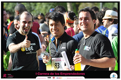 I Carrera Emprendedores_ Post carrera
