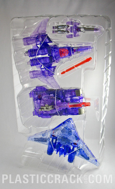 E-Hobby TF United Cyclonus, Galvatron, and Scourge Decepticon Set