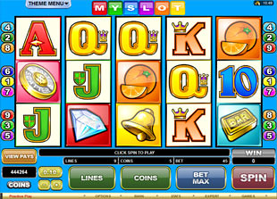 My Slot slot game online review