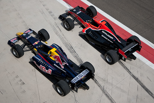 World Series by Renault Motorland 2011
