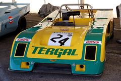 Chevron B21 (1972 Juncadella / Hine) Escuderia Montjuic _02050e (antarc foto) Tags: chevron b21 escuderia montjuic 1972 juncadella hine tergal red rose racing
