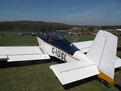 G-IOSL VANS RV-9  c/n 90121 (Ken Lipscombe <> Photography) Tags: airfield giosl ghppopham aviationairporticao