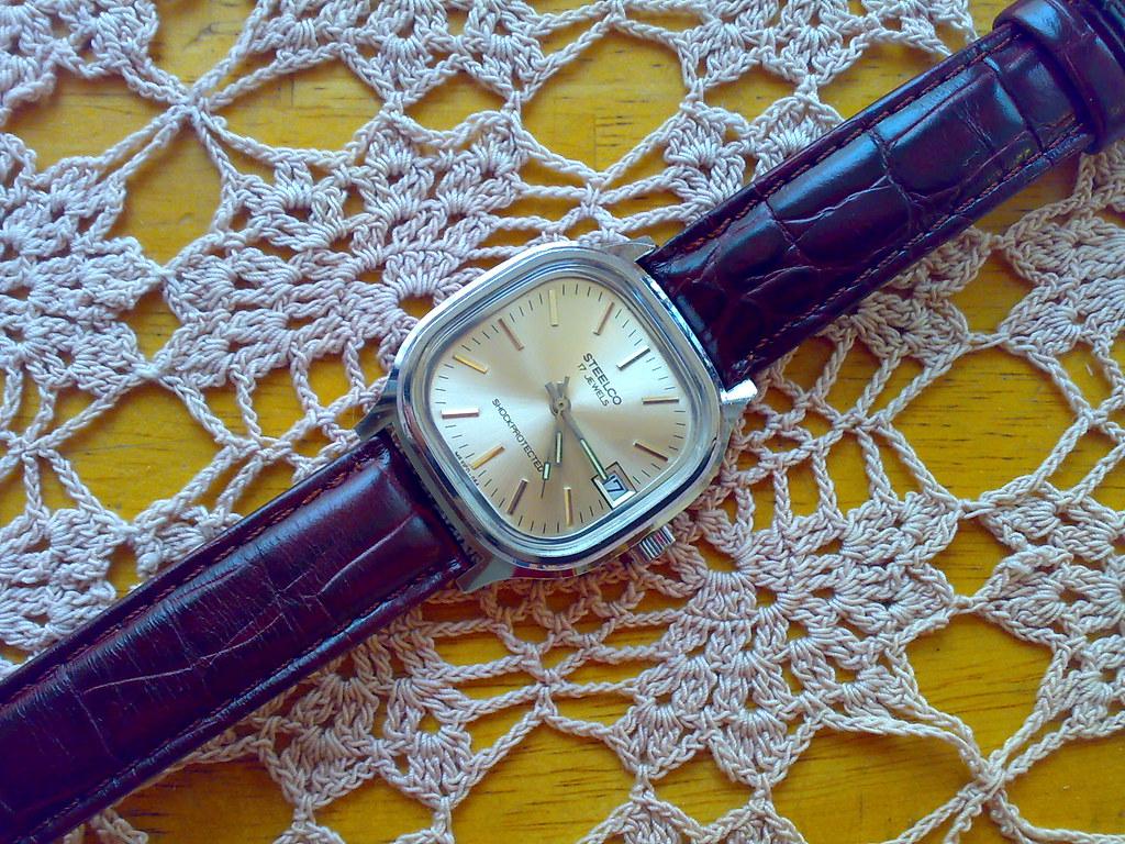 A very rare timepiece !!!