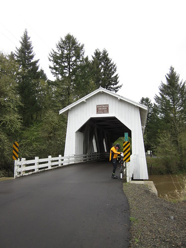 Hoffmann Covered Bridge