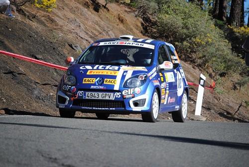 Ballesteros Rally Islas Canarias