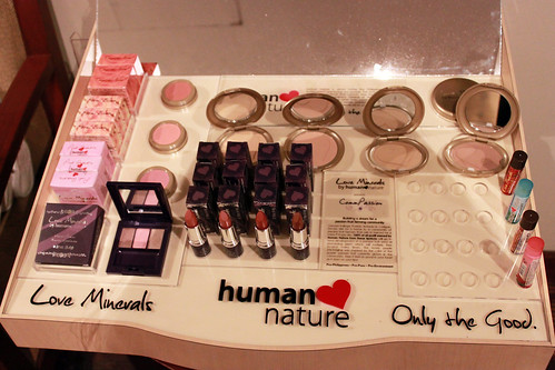 Love Minerals Cosmetics - Human Nature