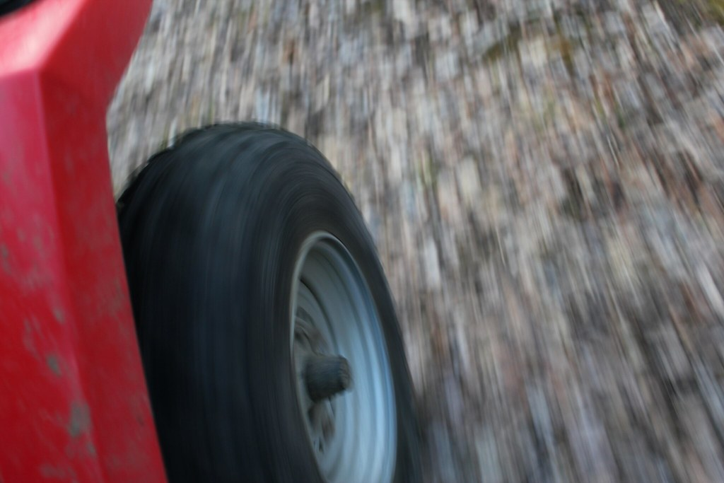 #ds519 Wheel in Motion