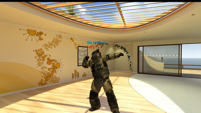 SOCOM 4 in PlayStation Home