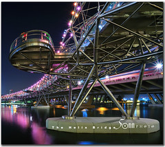 helix bridge (fiftymm99) Tags: bridge architecture marina river bay singapore helix nikond300 fiftymm99 gettyimagessingaporeq2